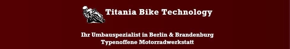 Titania Bike Technology