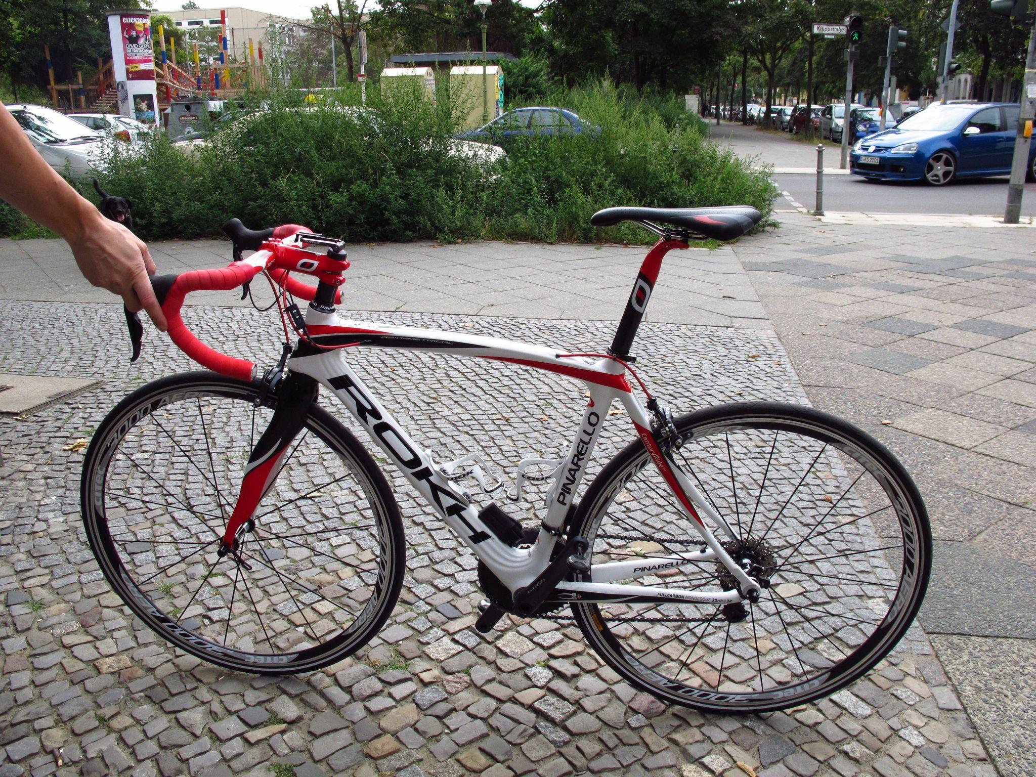 Schadensgutachten für Fahrräder