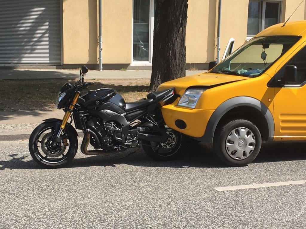 Ingmar Taube - Sachverständiger für motorisierte Zweiräder Schadenbegutachtung