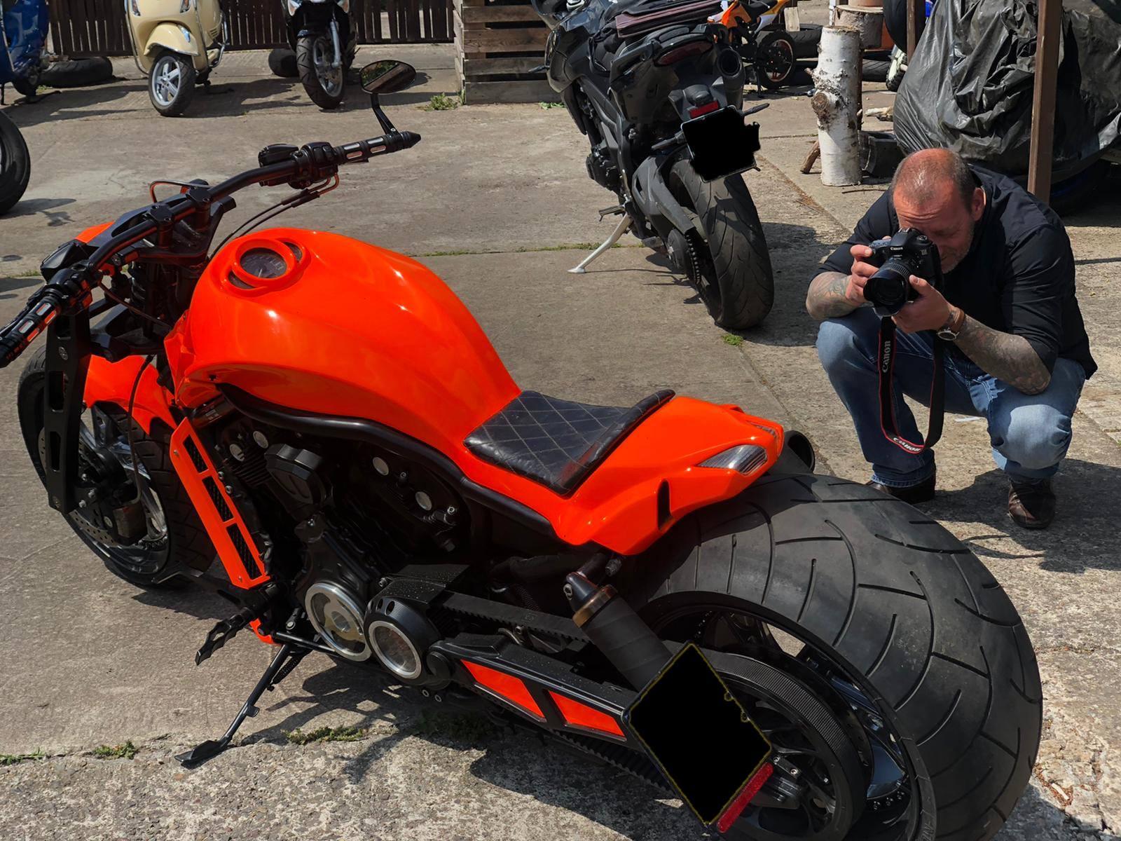 Ingmar Taube - Sachverständiger für motorisierte Zweiräder